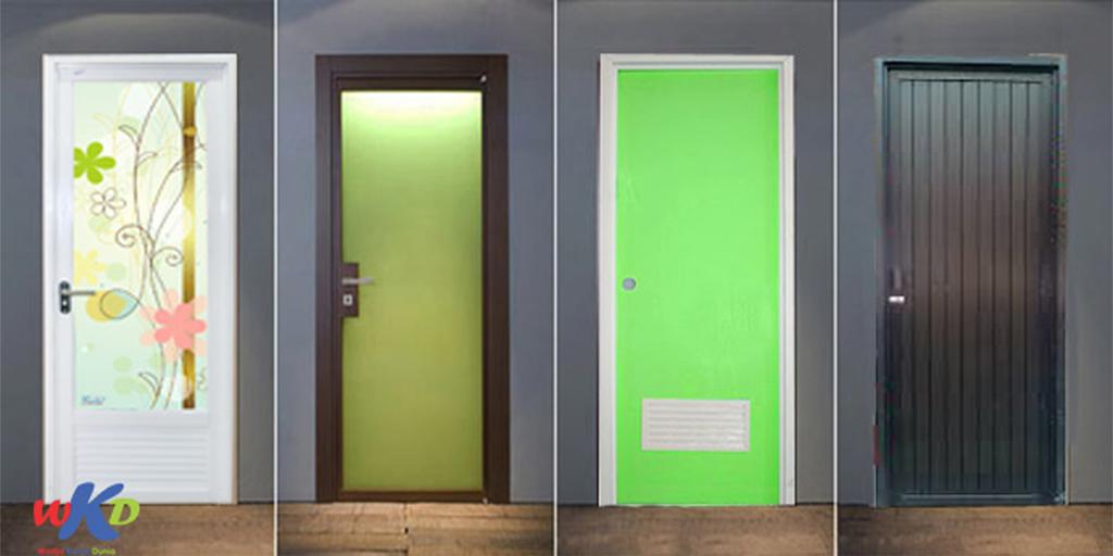 Model Pintu Kamar Mandi Modern Yang Cocok Untuk Kamar Mandi Anda