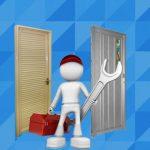Tips Merawat Pintu Kamar Mandi Agar Lebih Awet dan Tahan Lama