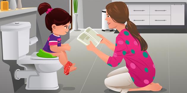 Pentingnya Toilet Training Bagi Anak