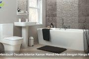 Desain Interior Kamar Mandi Mewah