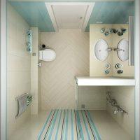 desain kamar mandi sederhana nan indah