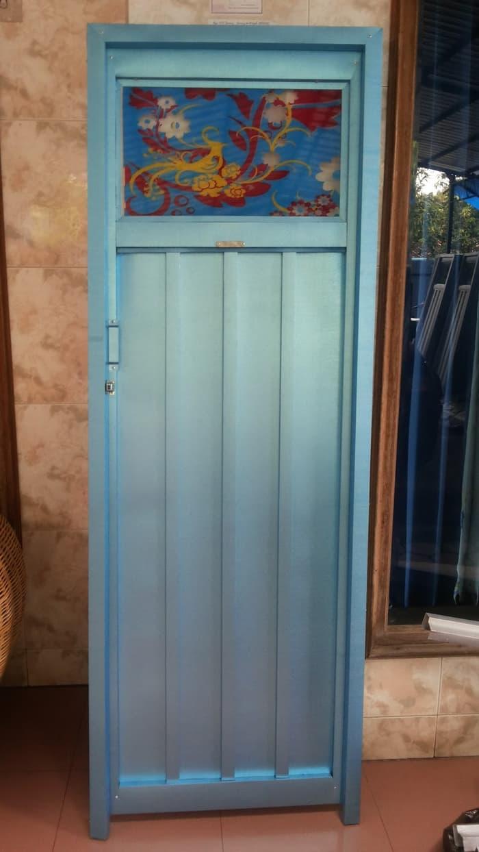Pintu Kamar Mandi Galvalum Solusi Kamar Mandi Rumah Minimalis